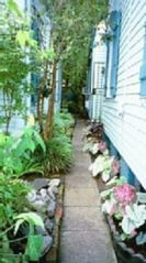 New Orleans house photo - Path
