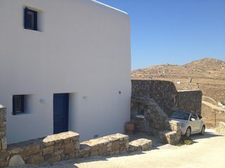 Entrance - Mykonos villa vacation rental photo