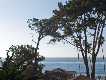 La Jolla condo rental - Panoramic view from top deck