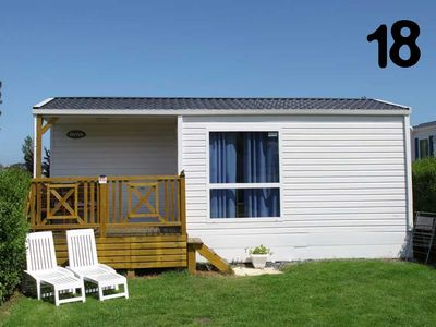 Accommodation near the beach, 30 square meters, with garden