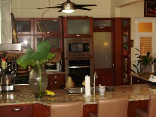 Condado house photo - Gourmet Kitchen has a granite counter for six!