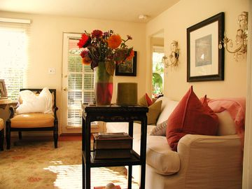 Santa Cruz cottage rental - Living Room