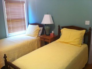 Culpeper cottage photo - Third bedroom.