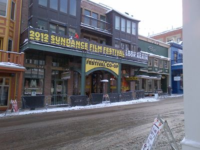 Sundance Film Festival-another great reason to come to Park City in January!