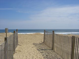 Kitty Hawk cottage photo - Beach Access