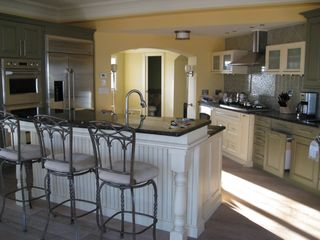 Hampton Beach condo photo - Breakfast Bar and Cook Area