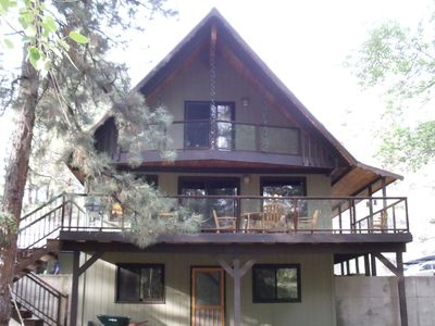 A comfortable home by the river vrbo for Winthrop cabin rentals