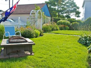 Avon-by-the-Sea house photo - Backyard