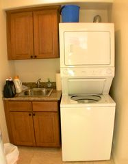 La Jolla condo photo - Private washer and dryer for our guests.