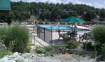 One of 3 pools at Stonebridge available for your enjoyment
