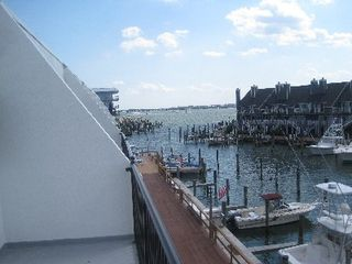 Mariners Wharf condo photo - View from our balcony.