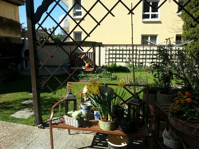 Situated on the Rhine, but near mountain road, Odenwald and excursions