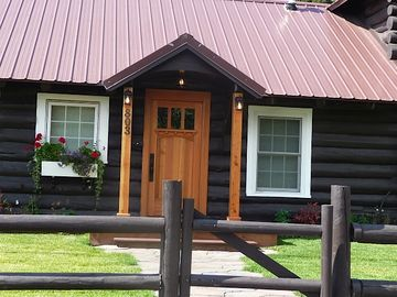East Glacier Park house rental - Welcome to the Candy Kitchen!