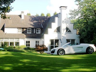 Luxury Villa Rental Home in Emsdetten, 20 min. to Munster, group up to 21 person