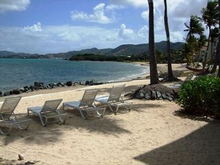St. Croix condo photo - The Beach at Colony Cove