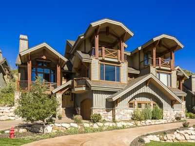 Luxury 4 Bedroom Home in Park City with Amazing Mountain Views