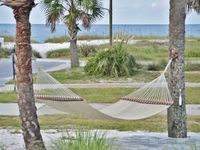 Ocean View Beach House - Steps to the Gulf, Grill Area, Outdoor Shower, Wi-Fi!
