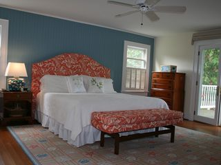 St. Michaels house photo - Wake up in this beautiful first floor king size bed master suite with waterviews