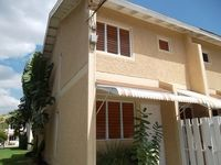 A beautiful 2 bedroom townhouse located in a small gated complex
