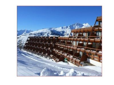 Arc1600 / Paradiski- 7 people 2 bedrooms -Ski-in/out- covered parking