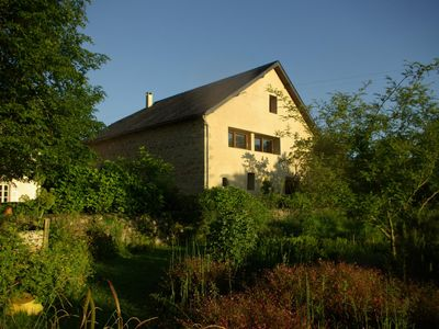 country holiday homes - 7 rooms - 9/11 personsHouse with garden