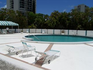 West Palm Beach condo photo - Building pool and barbecue