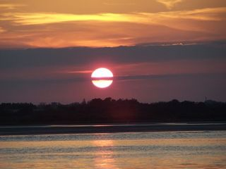 New Smyrna Beach house photo - Sunset!
