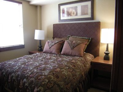 Durango condo rental - Second bedroom with queen size bed