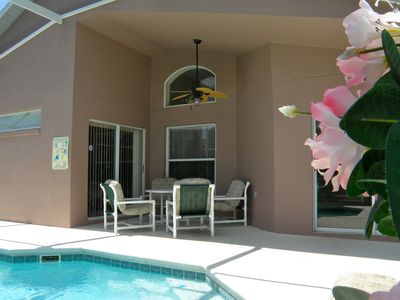Westridge villa rental - Somewhere Shady to East Al-Fresco