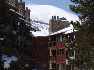Park Place Breckenridge condo photo - Park Place Condos with Peak 8 in Background