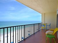 3 Bedroom, Sleeps 10, Gulf Front, Shared Pool, BBQ Area, Las Brisas 501