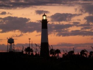 Tybee Lighthouse on the north end - Tybee Island cottage vacation rental photo