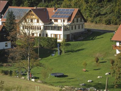 Haus Löwen, 4 star luxury apartment in the Black Forest National Park - Ferienwohnung 1