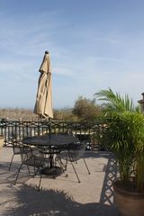 Cabo San Lucas house photo - Enjoy views of the ocean and cactus fields from the upper terrace.