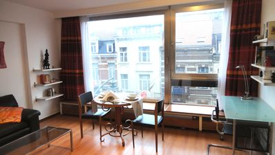 Charming studio between the European Quarter and downtown