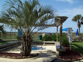 Resorts Spa Areas - Ocean Drive Beach condo vacation rental photo