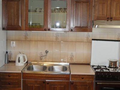 Vinisce apartment rental - kitchen