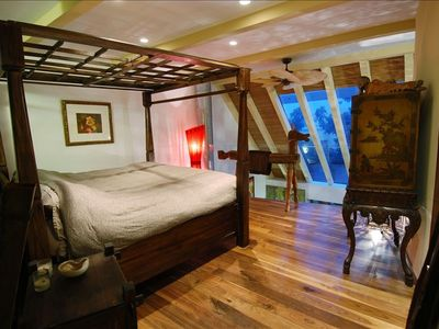 Extraordinary Balinese 4-Level Home at the Beach!!!