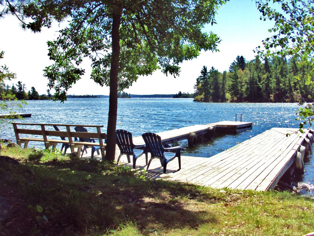 a review of the story in the lake of the woods Lake of the woods, walleye capital of the world charter fishing, ice fishing, ice fishing sleepers, rental cabin.