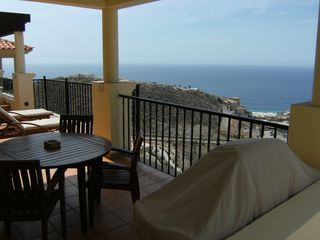 Shaded Bar-B-Que area. - Cabo San Lucas villa vacation rental photo