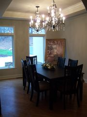 Hot Springs house photo - Formal Dining
