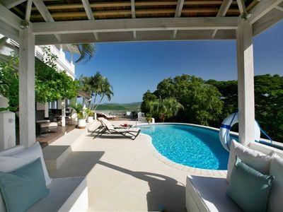 image for West Indian-style luxury villa with stunning sea views