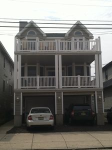 Boardwalk condo rental