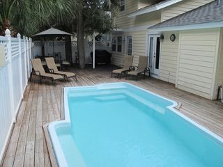 Forest Beach house photo - Pool (heated for additional charge)