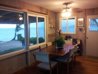 Kaaawa house photo - Dining Area that Seats 6 People