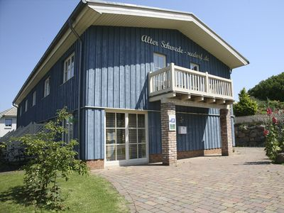 holiday home - 20m from the water, in the quaint fishing village Seedorf