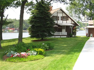 Silver Lake cottage rental - Cottage