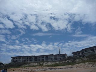 Ormond-by-the-Sea condo photo - View of the condo's from the ocean