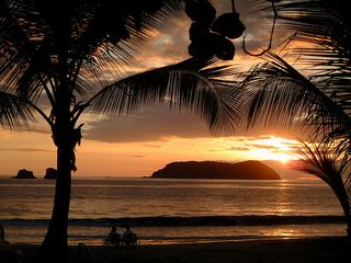 Manuel Antonio villa photo - Manuel Antonio Beach at Sunset is for Romantics!