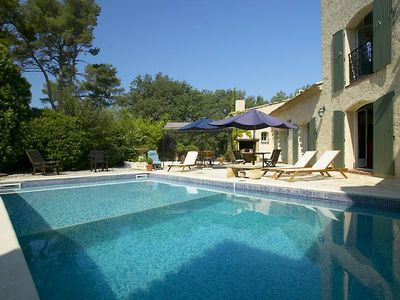 A Magnificent Provencal Villa set in over 2 acres of private gardens